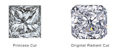 solitaire product f diamond website square radiant gia carat cut photos platinum